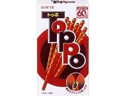 ロッテ トッポ TOPPO 2袋入り 【10箱セット】