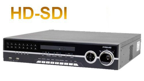 8 Channel 60 fps @ 1080P, 120 fps @ 720P UPH-Series H264 HD-SDI Standalone DVR: (optional DVD), VGA, HDMI, Spot Out, Dual-Stream, Mac/Safari Compatible, 2-way Audio, POS, Multi-Language, IR Remote, Mouse, 1TB Hard Drive Installed
