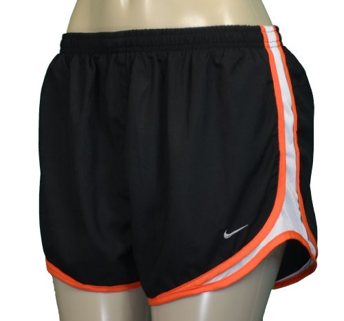 081e9446b773 Nike Men s Tempo Dri-Fit Running Track Shorts-(Black Orange White) Review