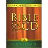 Bible On Audio CD Volume 39: Psalms 117-150 Old Testament