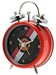 Manchester United Stripe Alarm Clock