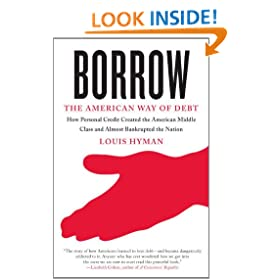 Borrow: The American Way of Debt (Vintage Original)