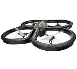 Parrot AR.Drone 2.0 Elite Edition Quadricopter JUNGLE - By Flipper