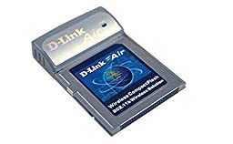 D-Link DCF-660w Wireless CompactFlash Adapter