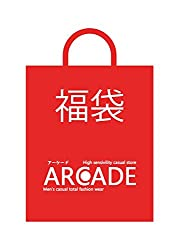(アーケード) ARCADE 【福袋】 メンズ 2016新春 福袋 (アウター2+ニット2+ボトム1+トップス1+バッグ1+小物1) Lサイズ