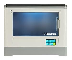 Flashforge Dreamer 3d Printer, Dual Extruder, Fully Enclosed Chamber, W/2 Free Spools from FlashForge Technology