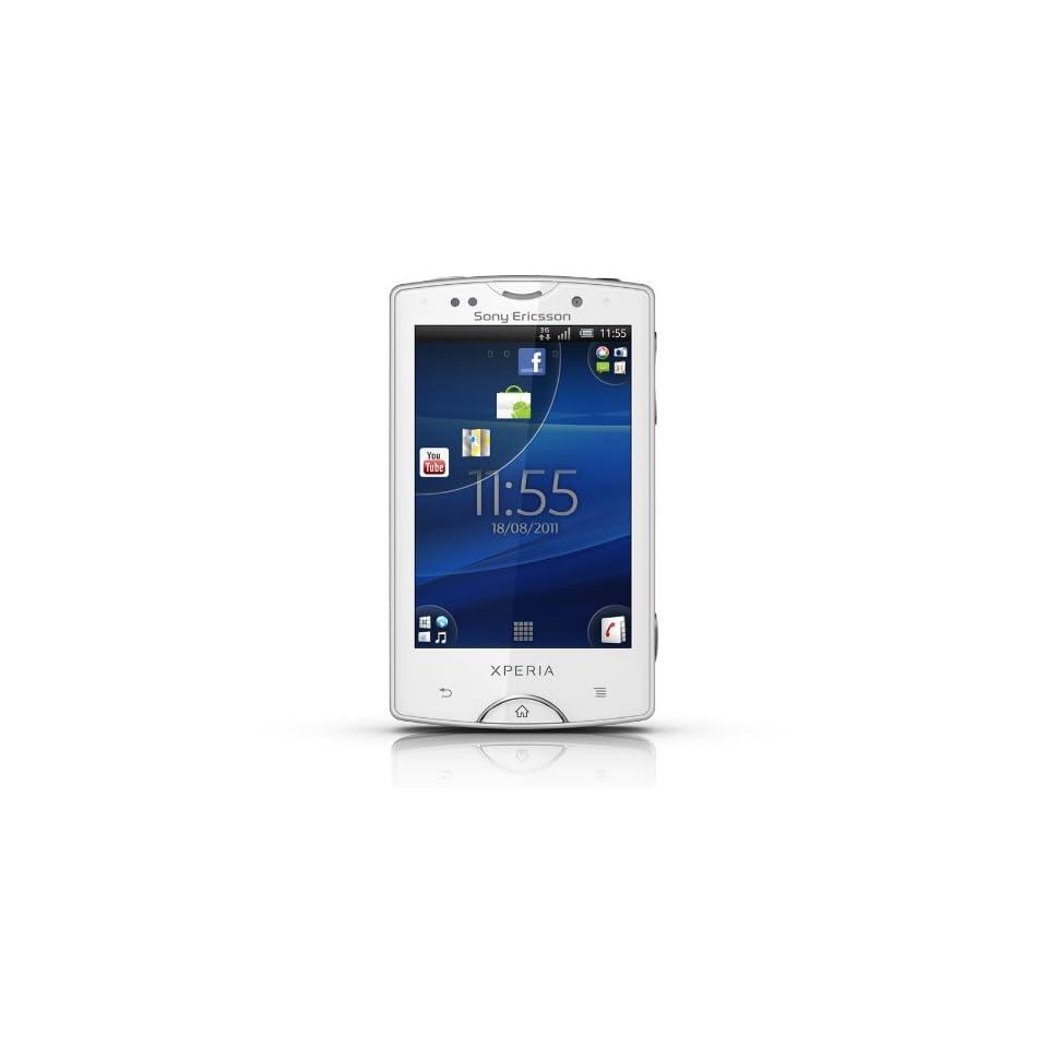 Sony Ericsson Xperia mini pro Smartphone 3 Zoll weiß
