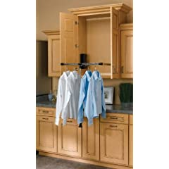 Rev-A-Shelf CPDR-1826 CPDR Series 18 - 26 Pull-Down Closet Rod