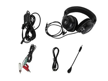 Monoprice Xbox 360 PS3 (109758) Gaming Headset
