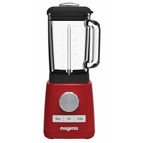 Magimix Le Blender, 1200 W, Red