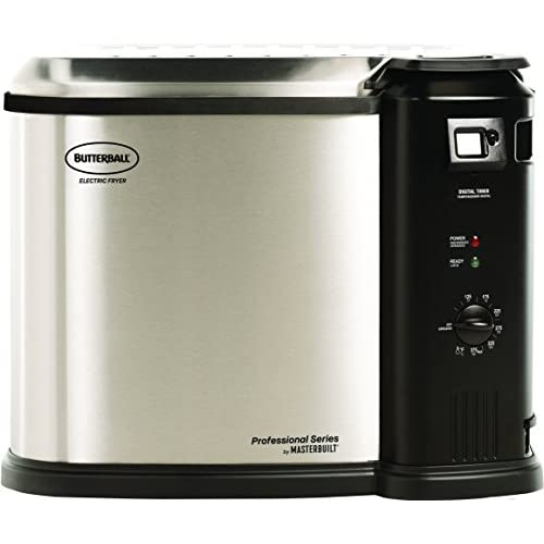 Butterball MB23010618 XL Electric Fryer, Extra-Large