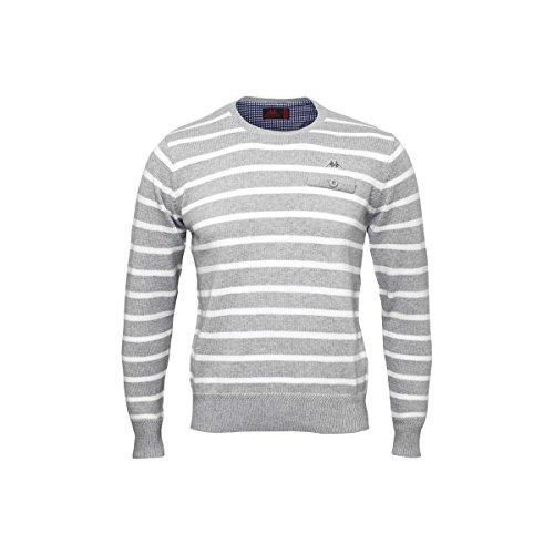 Maglia - ELMAR - Robe di Kappa - S - Lt grey mel-White