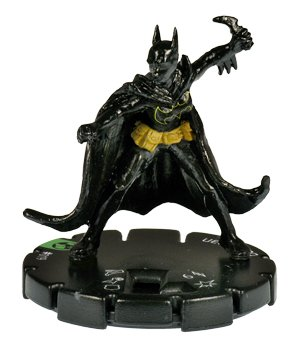HeroClix: Batgirl # 14 (Rookie) - Crisis