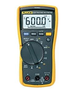 Fluke 117 Electricians True RMS Multimeter Stud