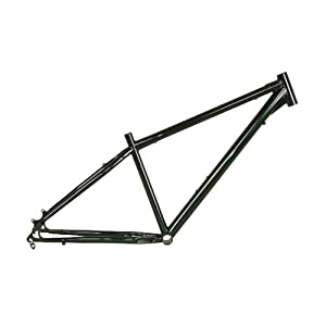 CFG Cycle Force Cro-mo MTB 29 Frame, 22-Inch/X-Large, Hunter Green