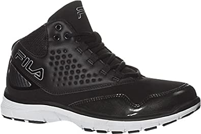 Buy Fila Mens Rim Attacker Basketball Shoe by Fila