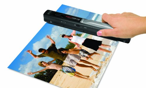 Ion iV12 Copy Cat Portable Wand Scanner