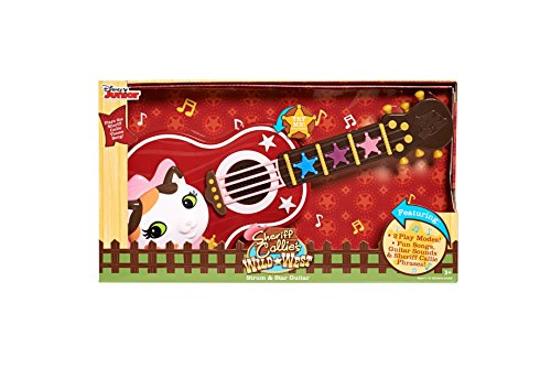 Disney Sheriff Callie Guitar Toy
