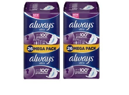 always-ultra-long-plus-sanitary-towels-with-wings-giga-pack-26x2
