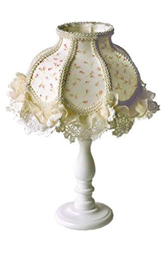 Petite Rosebud Lamp front-50195