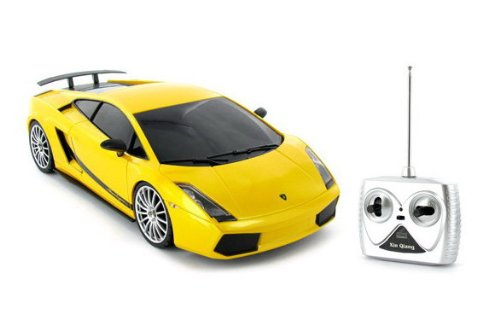 AutoTech 1/18 Lamborghini Gallardo Superleggera Radio Remote Control Car