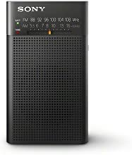 Sony ICF-P26 Portable AM/FM Radio - Black