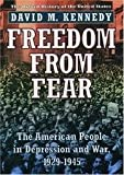 Image of Freedom From Fear - American People In Depression And War, 1929-1945