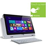 Acer Iconia W700-6454 Core i3-3217U 1.8GHz 64GB SSD 4GB, 11.6-inch (1920x1080), Bluetooth, Windows 8, 2 Webcam, Silver Cradle, Cover W/ BlueTooth Keyboard