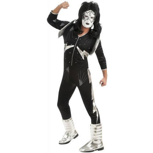 Deluxe The Spaceman Costume - Large - Chest Size 42-44