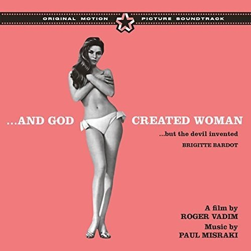 AND GOD CREATED WOMAN / O.S.T. - & God Created Woman + 6 Bonus Tracks