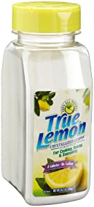 True Lemon Crystallized Lemon Substitute, 10.7-Ounce Canisters (Pack of 2)