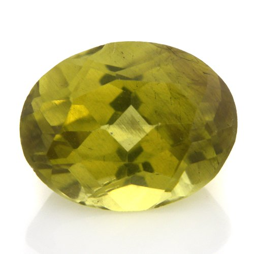 Natural Africa Green Labradorite Gemstone Oval Cut 3.05cts 10*8mm Stunning
