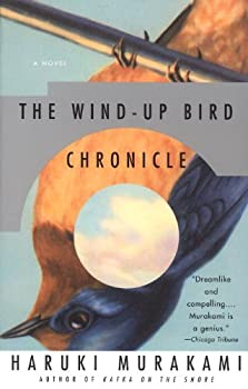 "Cover of ""The Wind-Up Bird Chronicle: A N..."