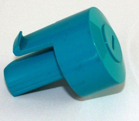Dyson Ein/Aus Schalterbetätigung / Abdeckung passend für DC08 Dyson-Nr.: 903758-02