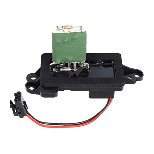 PartsSquare A/C Heater Blower Motor Resistor OE#89019100 NEW for Buick Chevy GMC Isuzu Olds (Blower Motor Resistor Gmc Envoy compare prices)