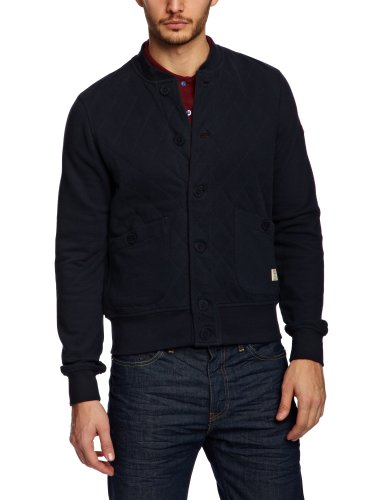 Weekend Offender Aruba Men's Jumper Navy Medium