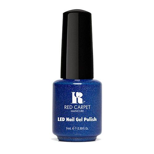 Red Carpet Manicure - Led Gel Polish - Sapphire - 9Ml / 0.3Oz