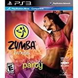 NEW Zumba Fitness (Move) PS3 (Videogame Software)