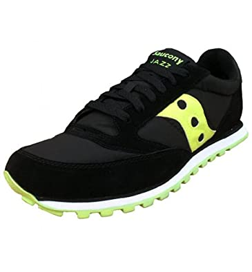 Saucony Jazz Pro Men's Sports Running Trail Trainers Shoes Sneakers black UK 9