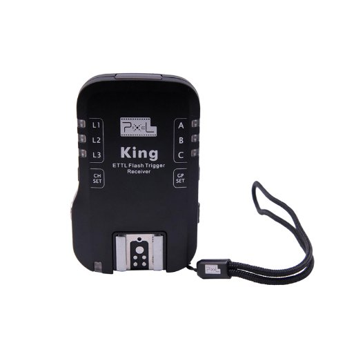 Pixel King Wireless i-TTL Extra Receiver Flash Trigger for Nikon