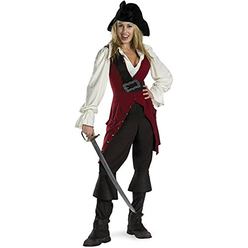 Pirates of the Caribbean Elizabeth Swann Teen Costume - 14-16