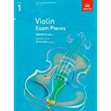 Violin Exam Pieces 20122015, ABRSM Grade 1, Score & Part: Selected from the 2012-2015 syllabus (ABRSM Exam Pieces)by ABRSM
