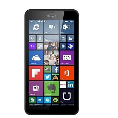Microsoft Lumia 640XL LTE Smartphones(BLACK)