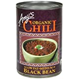 Amy's Organic Black Bean Chili -- 12 oz