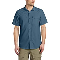 Columbia Mens Global Adventure Short Sleeve Shirt by Columbia