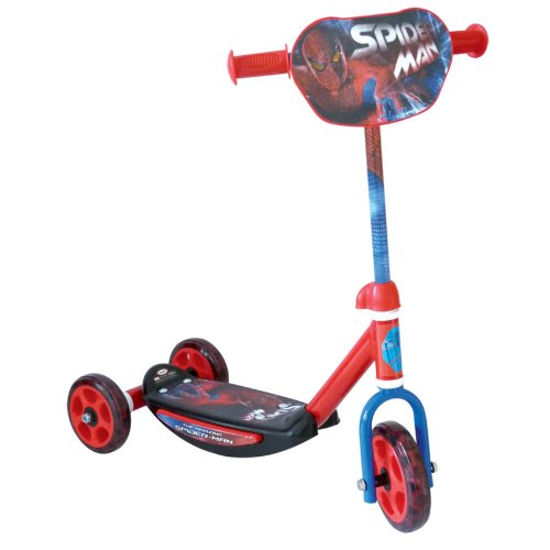 Spider Man 3 Wheels Scooter