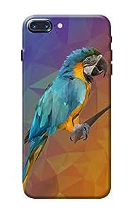 Apple iPhone 7 Plus Back Cover Printed KanvasCases Premium Designer 3D Hard Case