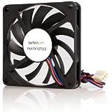 StarTech.com FAN7X10TX3 Ventilateur PC à Double Roulement à Billes Alimentation TX3 70 mm 1x Molex Fan TX3 Femelle