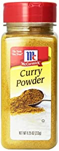 McCormick Curry Powder, 8.25-Ounce Unit