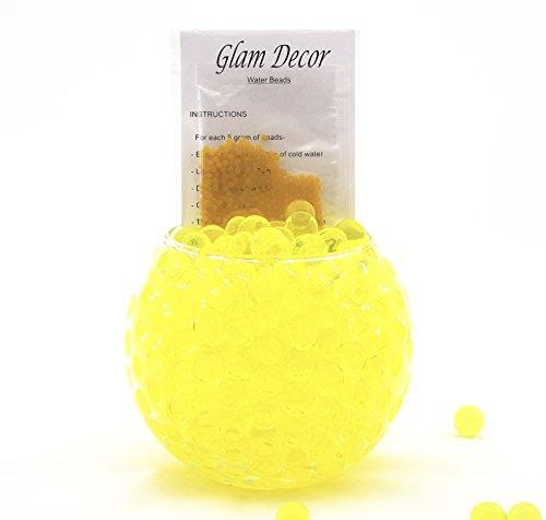 10-packs-golden-yellow-glam-decor-water-beadsr-gel-balls-bio-crystal-soil-wedding-vase-centerpiece